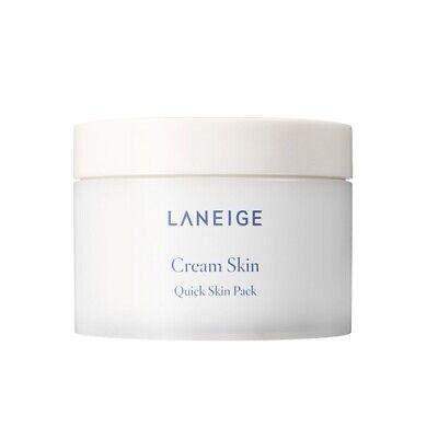 [LANEIGE] Cream Skin Quick Skin Pack 100ea /Korea