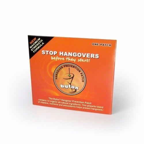 5 Hangover Patches - Brand New - Kilmarnock Area