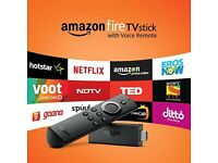 BRAND NEW, SEALED! Amazon Fire TV Stick with Alexa Voice Remote | 8 left @ 17/01/2018
