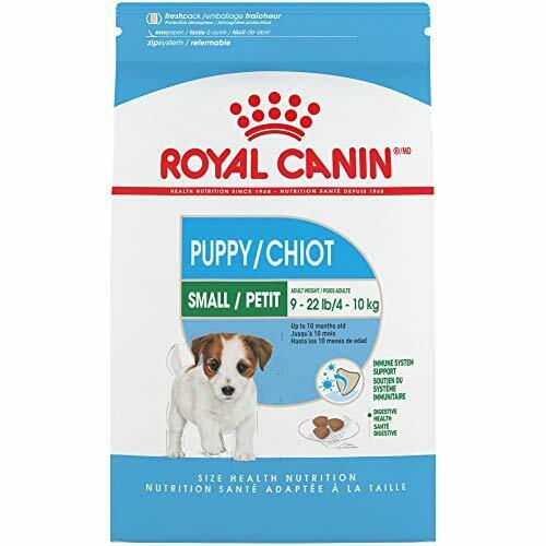 Canin Small Puppy Dry Dog Food, 13 Pounds