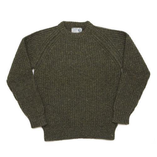 Mens Henley Sweater