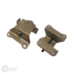 Ford falcon v8 289 302 351 engine mount brackets heavy for Ford 302 motor mounts