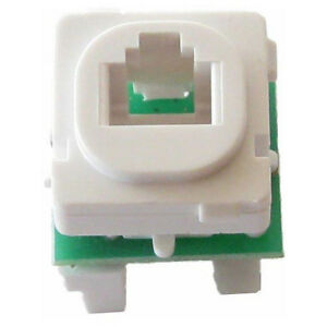 RJ12-Phone-Wall-Plate-Jack-Suit-Clipsal-Plate-x10