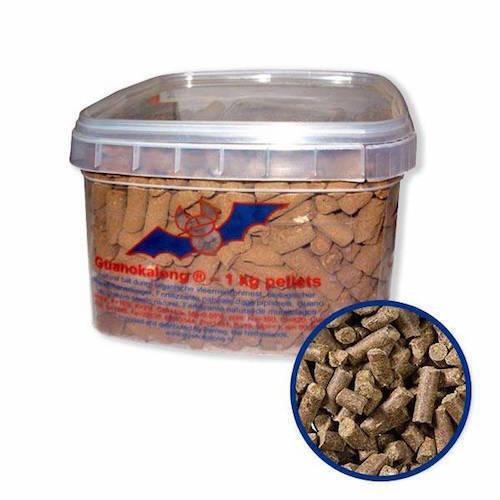 GuanoKalong Pellets - Guano di Pipistrello Fertilizzante Organico