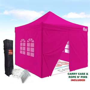 pop up  canopy 10*10  with walls   for  400$