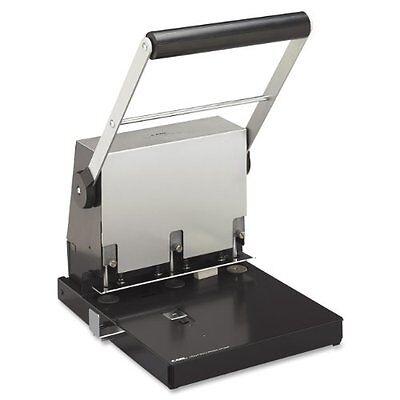Carl Heavy-duty 3 Hole Punch - 3 Punch Heads - 300 Sheet Capacity - 932 -
