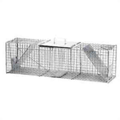 Havahart Live Animal Trap (Havahart 1050 Live Animal Two-Door Large Raccoon and Opossum Cage Trap)