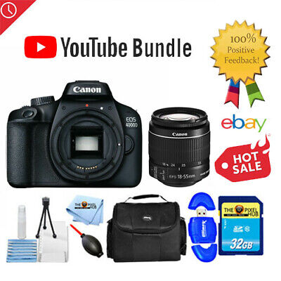 Best Entry Level DSLR Camera for youtube vlogs photography film music videos