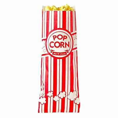 Concession Essentials Ce Popcorn Bags-500 Popcorn Bags 1 Oz. Pack Of 500 2