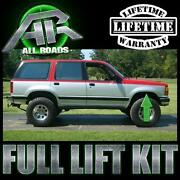 Ford Explorer Lift Kit