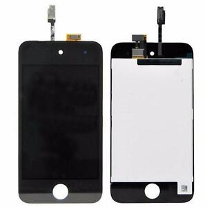 Apple iPod Touch 4th Generation Complete Outer Glass, Touch Digitizer, LCD Display Screen Replacement Repair Service