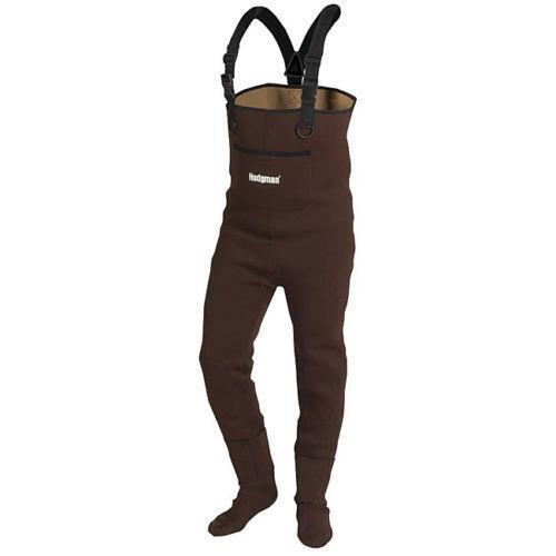 Hodgman neoprene waders ebay for Chest waders for fishing