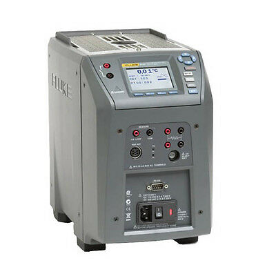 Fluke Calibration 9142-dw-156 Dry-well Low-temp Field No Insert 115v