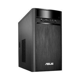 Ex Display ASUS Desktop PC Tower 2015 model, A4 PRO 7350B 3.4GHz 4GB RAM, 500GB, Windows 10, HDMi
