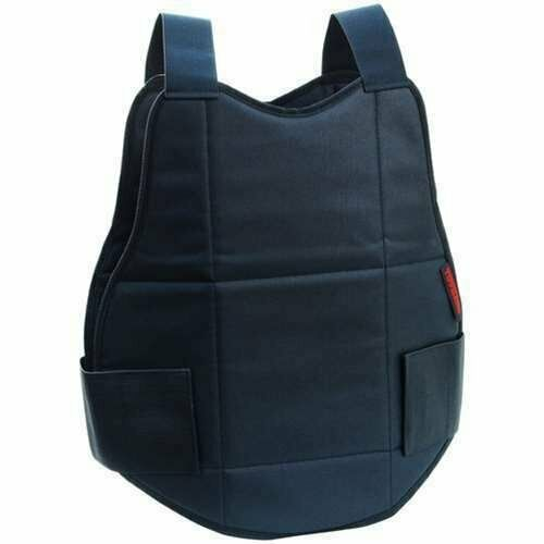 Tippmann Paintball Padded Vest Chest Protector - Black