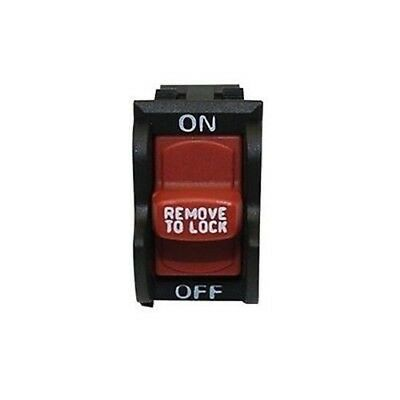 Replacement Power Electric Safety On Off Switch For Delta Tool 489105-00 1343758