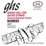 Double Ball Strings