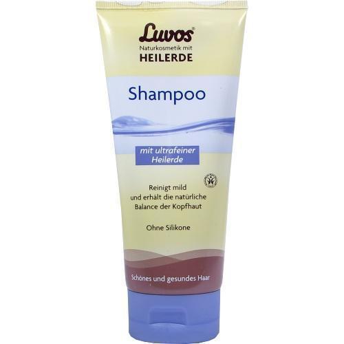 LUVOS Naturkosmetik mit Heilerde Haarshampoo 200 ml