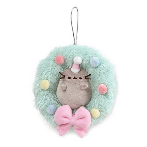 Stormy Gund New Pusheen 4.5 Inch Plush Kitten Cat Kitty Stuffed Animal Toy