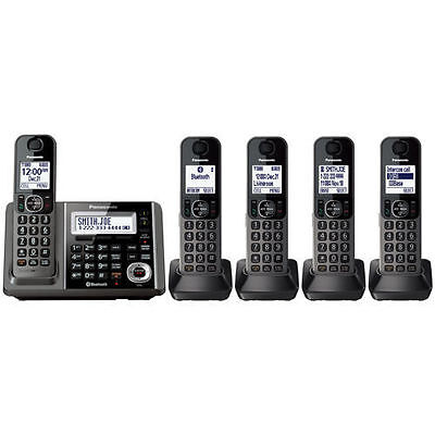 Panasonic KX-TG585SK 5 handsets Cordless Answering system Link2cell