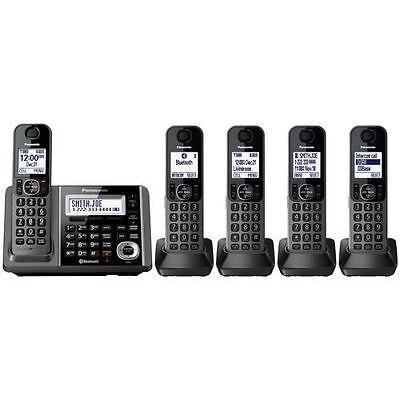 Panasonic  KX-TG585SK 6.0 PLUS Expandable Digital Cordless Answering System
