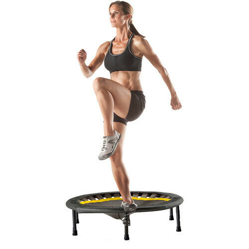 workout trampoline mini adult personal weight loss