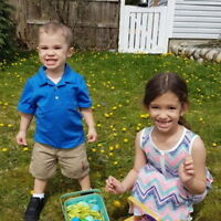 Nanny Wanted - Nanny needed starting in August