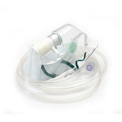 Non-rebreathing High Concentration 100 Oxygen Mask - Child