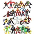 Super Hero Squad Figure Lot