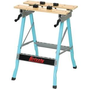 Grizzly G8586 - Portable Clamping Workbench