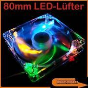 LED Lüfter 80mm