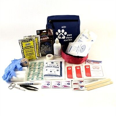 Deluxe First Aid Kit For Dogs & Cats!  Be Ready For Your Pet When U Need To Be!
