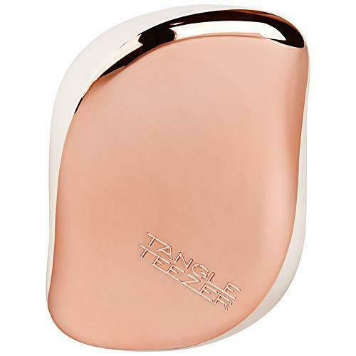 Tangle Teezer Compact Styler Rose Gold Cream 0040 Blitzversand OVP