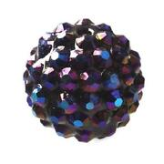 Rhinestone Ball Beads