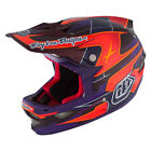 Troy Lee Designs Purple Helmets