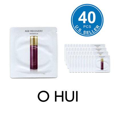 Recovery Essence - O HUI Age Recovery Essence 1ml x 40pcs (40ml) Anti-Wrinkle OHUI