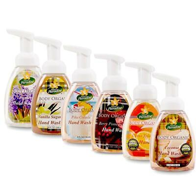 [Natures Paradise] Organic Foaming Hand Soap (236