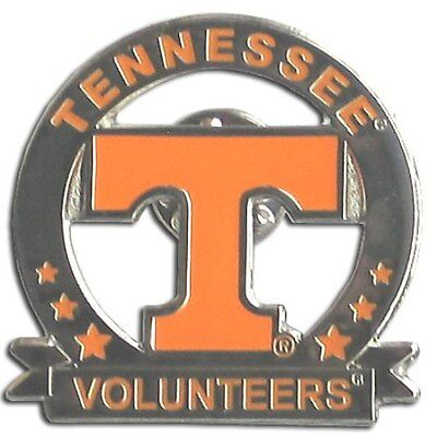 Tennessee Volunteers Lapel Pin (Glossy) NCAA -