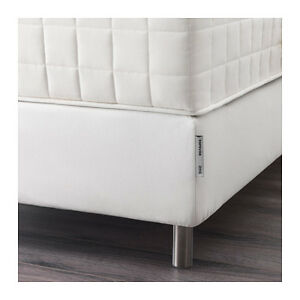 Ikea Full-size Slatted mattress foundation w/ legs