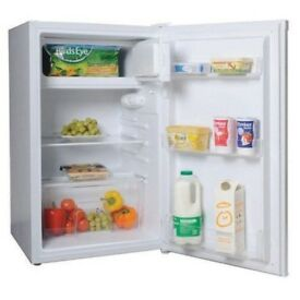 NEW - FRIDGEMASTER MUR4996 Fridge 50cm 86+10Litres With Ice Box A+ White