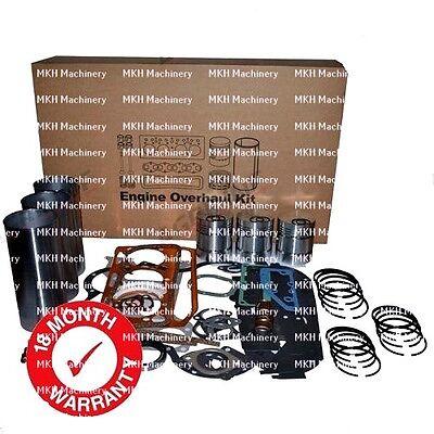 Engine Overhaul Kit For Massey Ferguson 135 550 Tractors Ad3.135. With Vt Kit