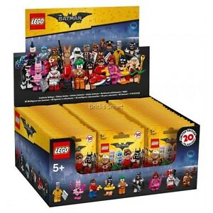 Wanted LEGO Batman Minifigs for my S16 minifigures