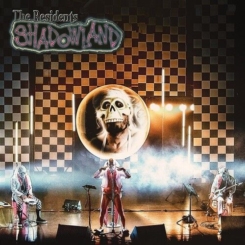 The Residents - Shadowland [New CD]