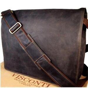 Mens Leather Shoulder Bag Australia 38