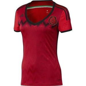 Womens Mexico Jersey 7c89278a60a23