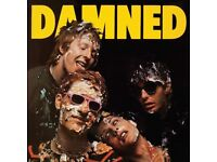 2 Tickets to see The Damned