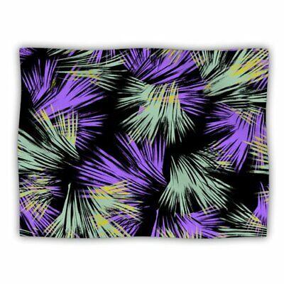 Kess InHouse Gabriela Fuente Tropical Fun Blanket, 60 by 50-Inch