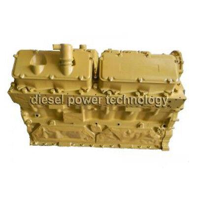 Caterpillar 3412m Remanufactured Diesel Engine Long Block