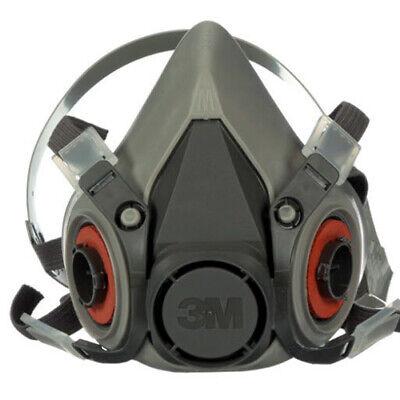 3M 6200 Medium Half Facepiece Respirator Reusable Replacement Industrial i