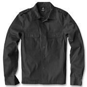 Herren Hemden 4XL Schwarz